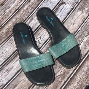 Etienne Aigner Poolside 8.5m sandals